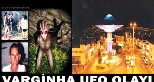VARGİNHA UFO OLAYI