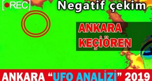 Tayfun Akgül – Ankara UFO ANALİZİ
