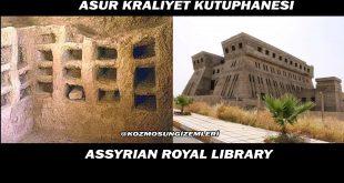 Dünya'nın En Eski Asur Kraliyet Kütüphanesi