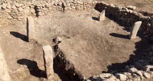 Mardin'de 11 Bin 300 Yıllık Antik Tapınak Bulundu