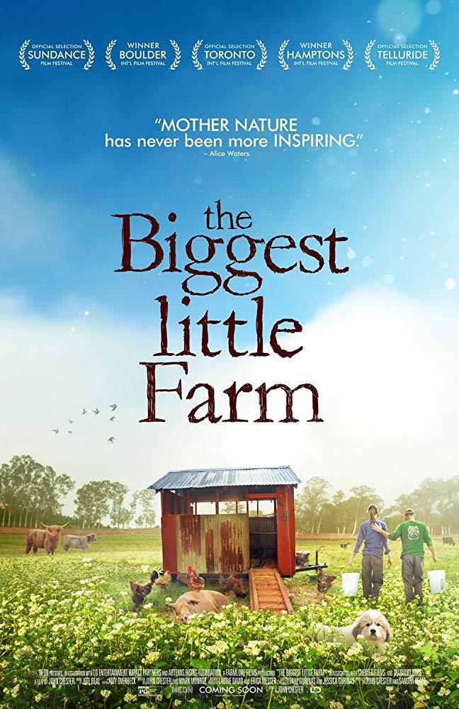 The Biggest Little Farm – En Büyük Küçük Çiftlik Belgesel İzle