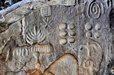 Brezilya İnga Taşının 6 Bin Yıllık Gizemi