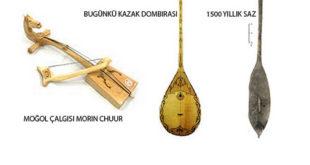 Hun Döneminden Günümüze Ulaşan 1500 Yıllık Saz