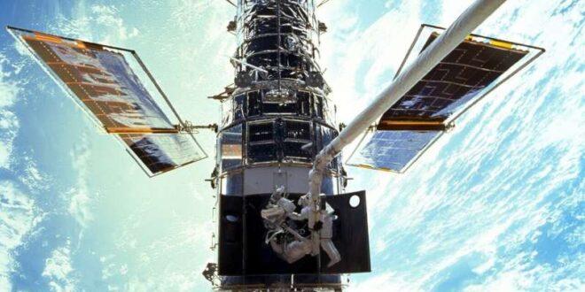 Dünya'nın Uzaydaki Gözü Hubble Kör Oldu